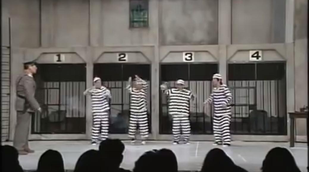 刑務所コント