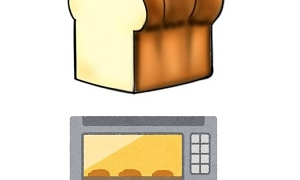 パンとオーブン