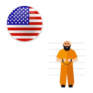 アメリカの囚人