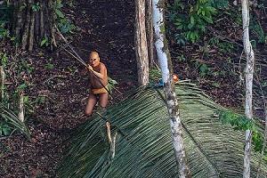 アマゾンの民族
