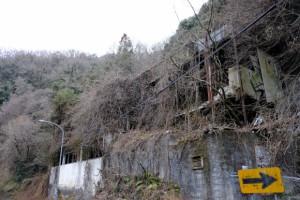 岐阜県の廃墟ホテル