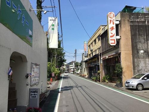 静岡の歓楽温泉街